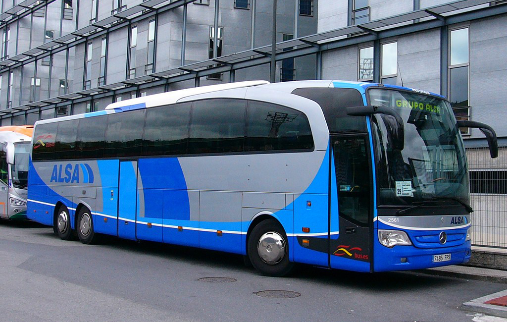 Como ir de Noja a Santander en autobus, horarios y paradas